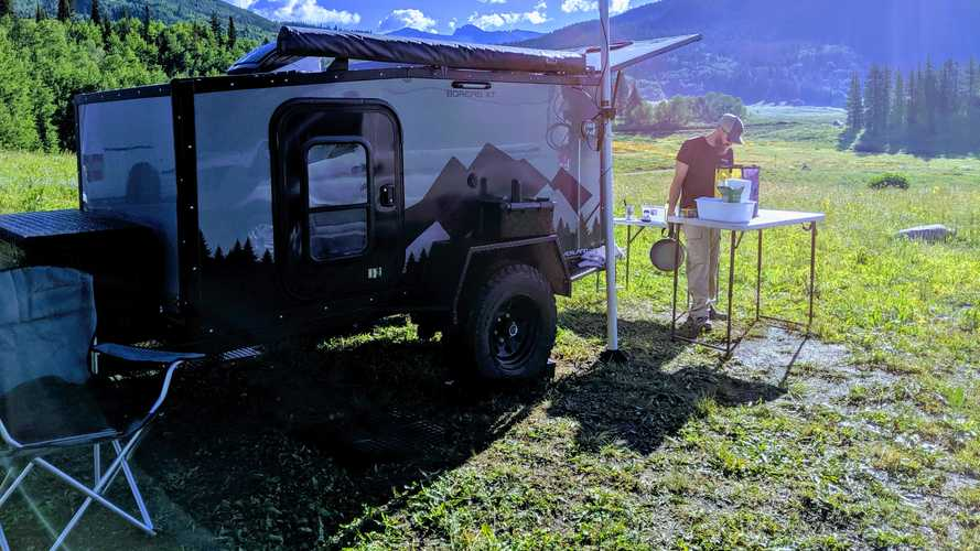 Boreas Camper Takes Remote Working To Most Remote Places