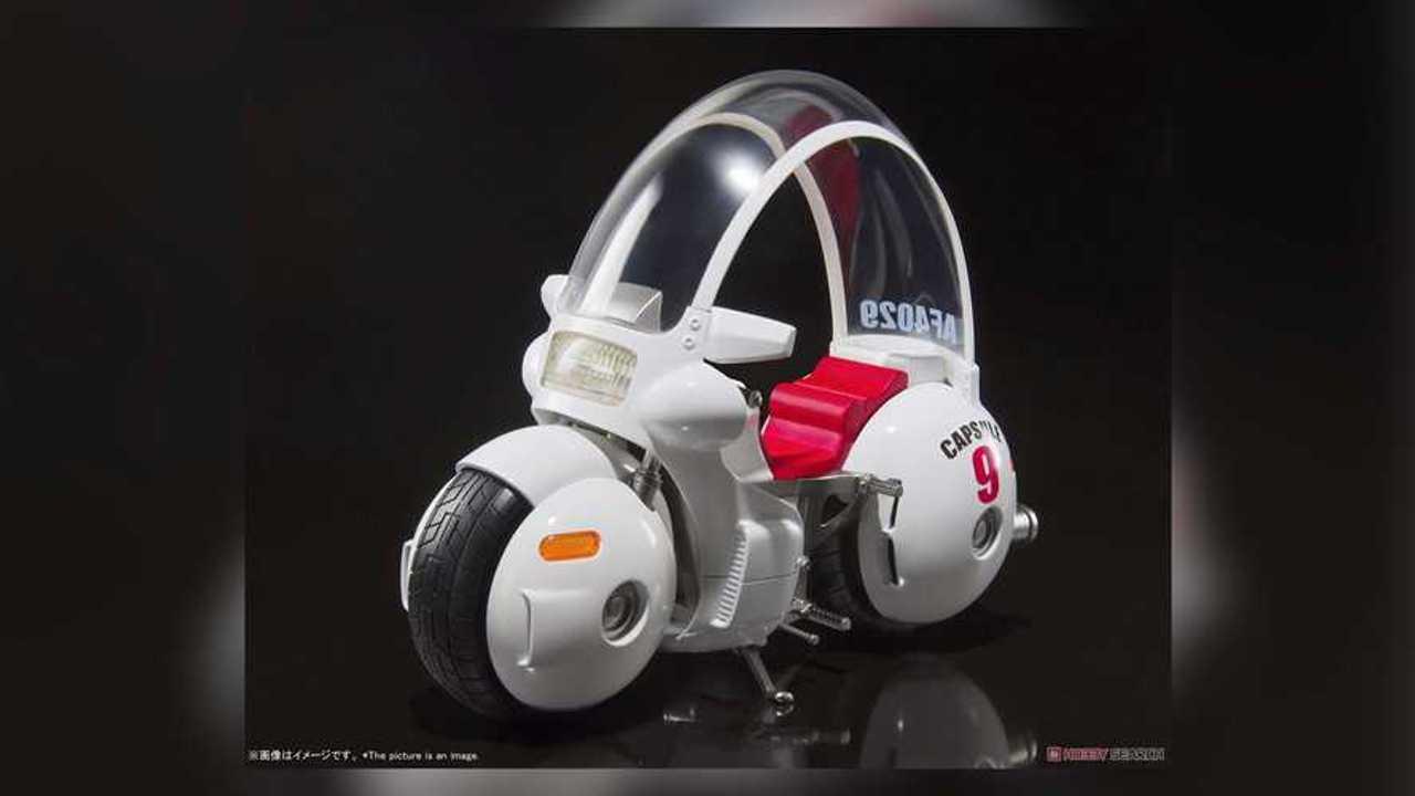 S.H.Figuarts Bulma`s Motorcycle Capsule No.9
