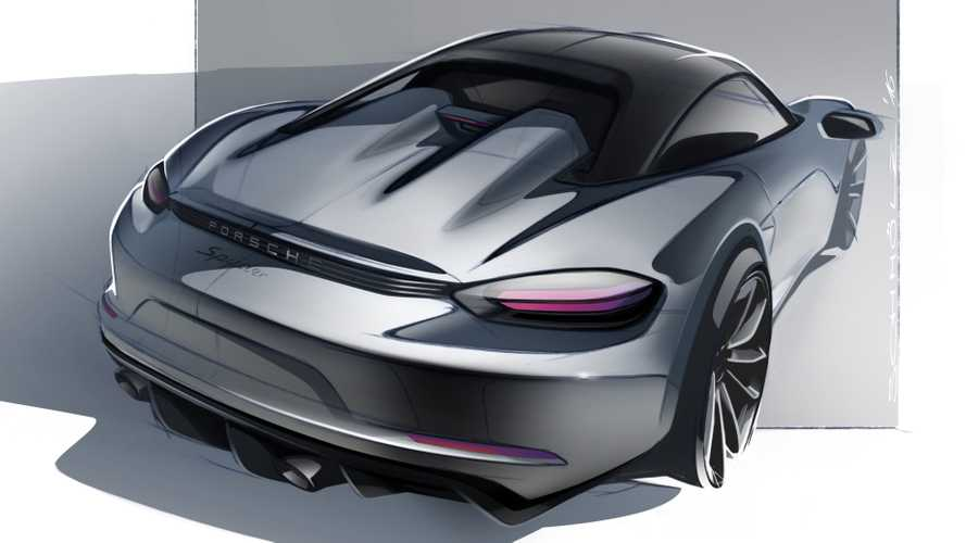 Porsche Head Of Design Would Love A Small, Lightweight Sports Car