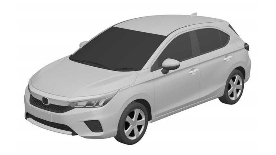 Honda terá novos City hatch e Fit Crosstar (aventureiro) no Brasil