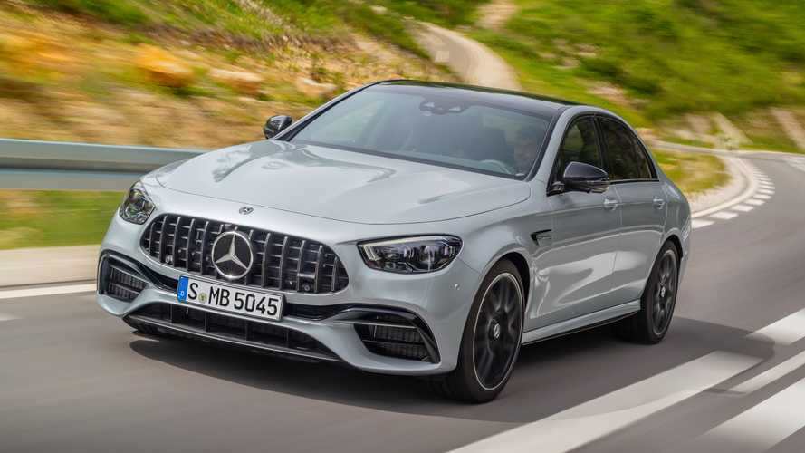 2021 Mercedes-AMG E63 S Saloon, Estate debut fresh faces and tech