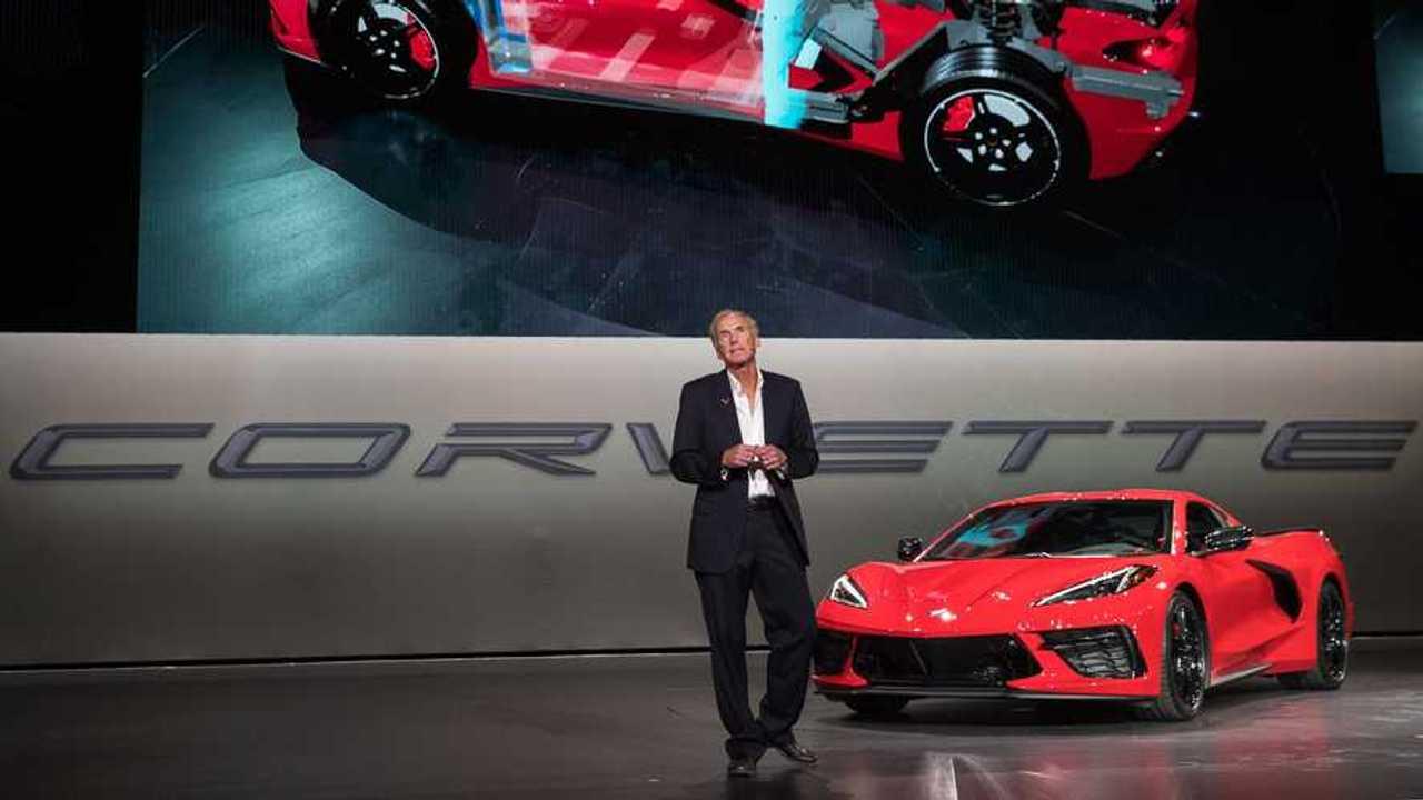 2020 Corvette Singray Reveal