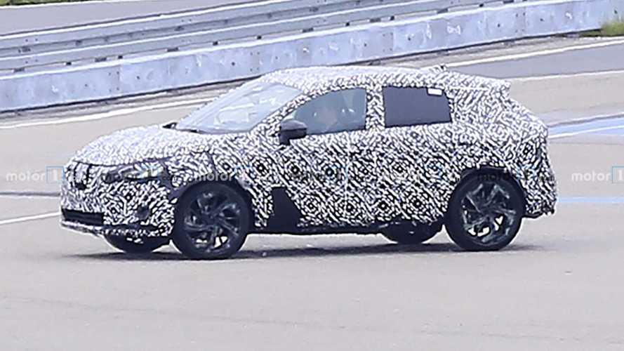 New Nissan Qashqai Spy Photos Also Preview Next-Gen Rogue Sport