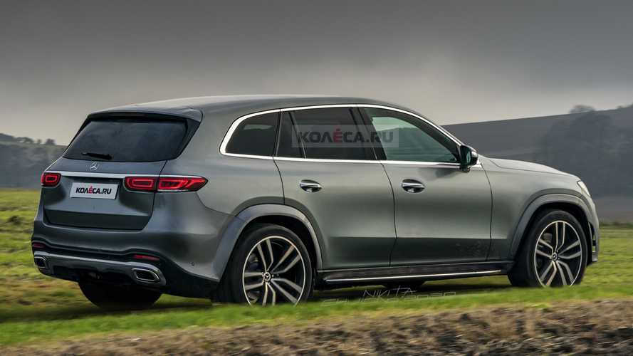 Mercedes-Benz GLC 2022, render