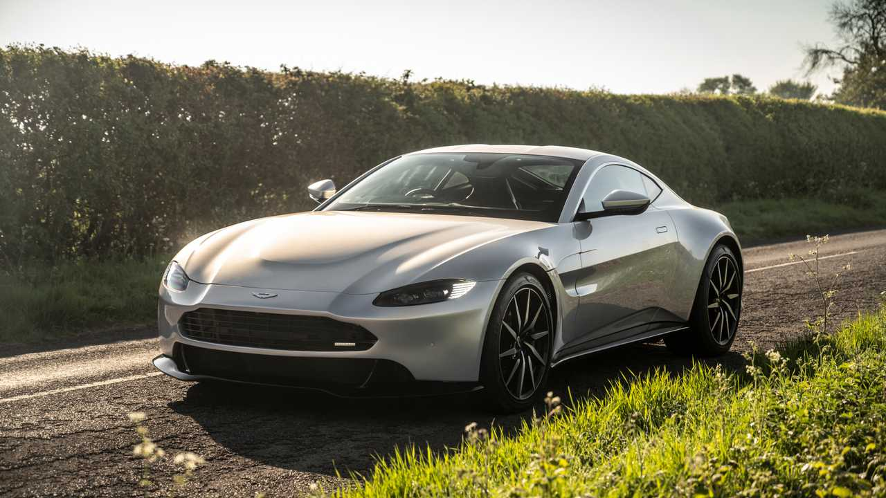 Revenant gives Aston Martin Vantage a facelift
