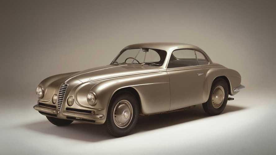 Alfa Romeo 6C 2500 Villa d'Este (1949): Der Liebling der Prominenten