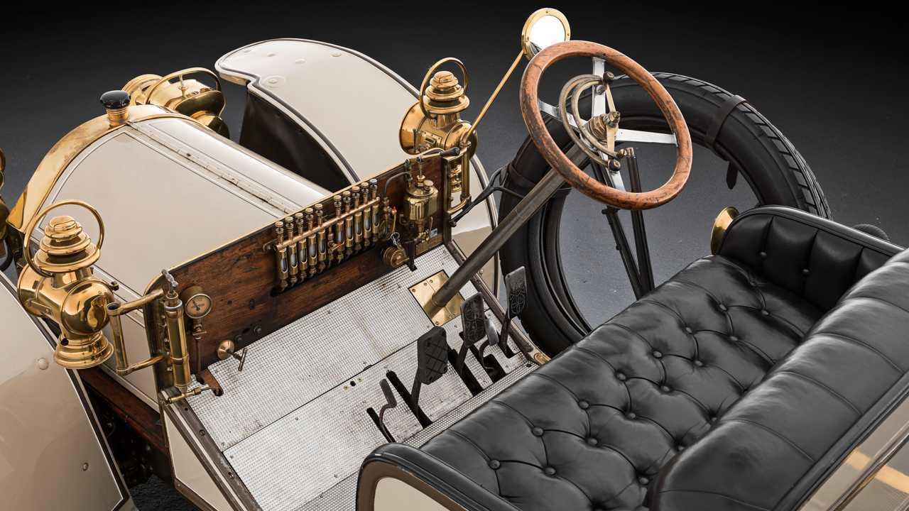 Mercedes Simplex (1902-1909)