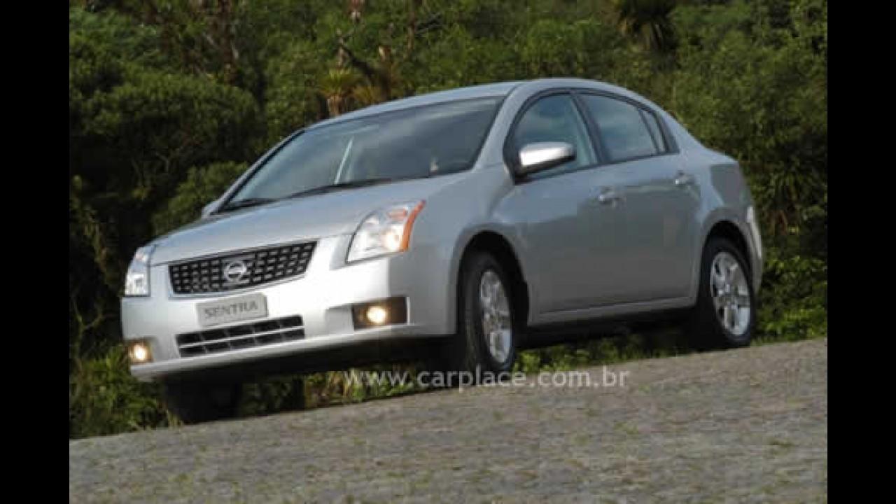 Nissan lança série limitada