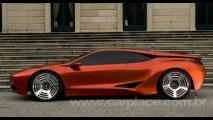 BMW apresenta o M1 Concept 2008 inspirado em esportivo dos anos 70