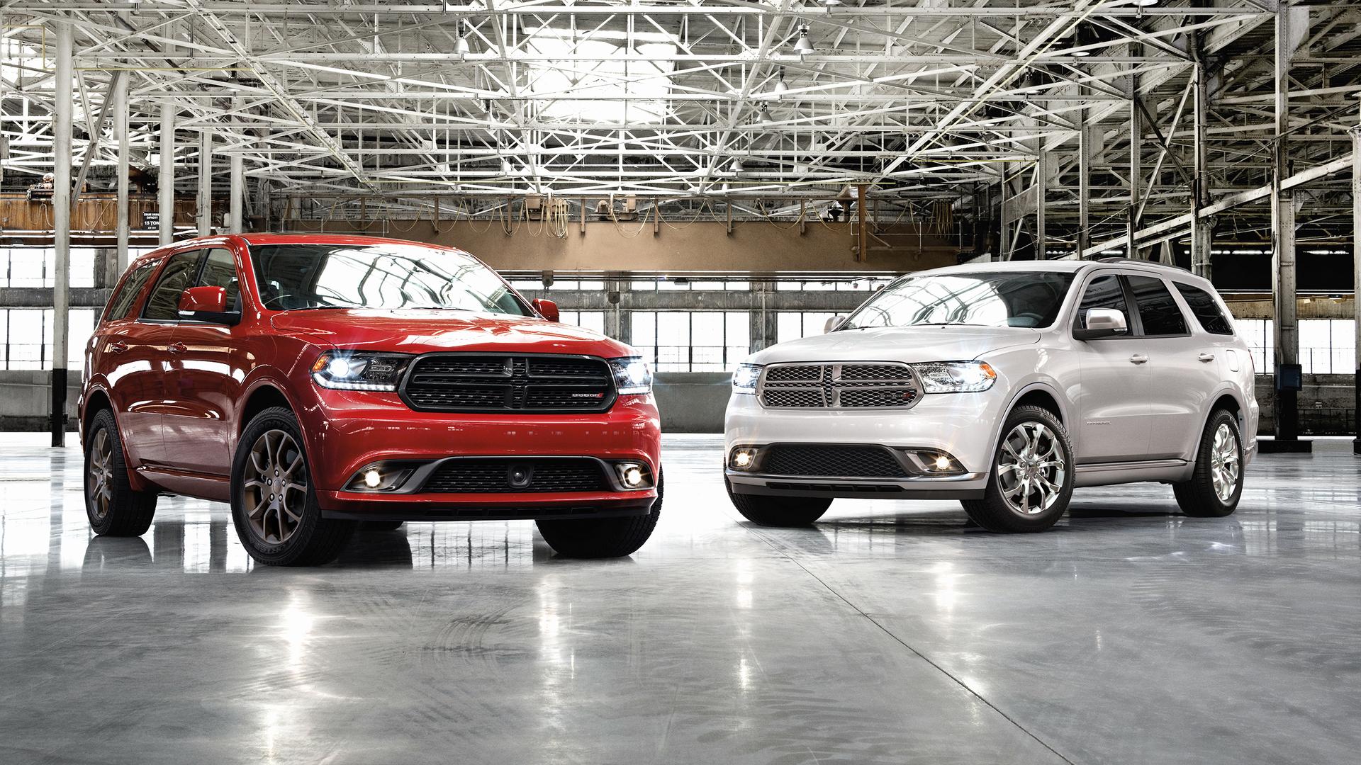 High Performance Dodge Durango Srt Could Arrive Next Year