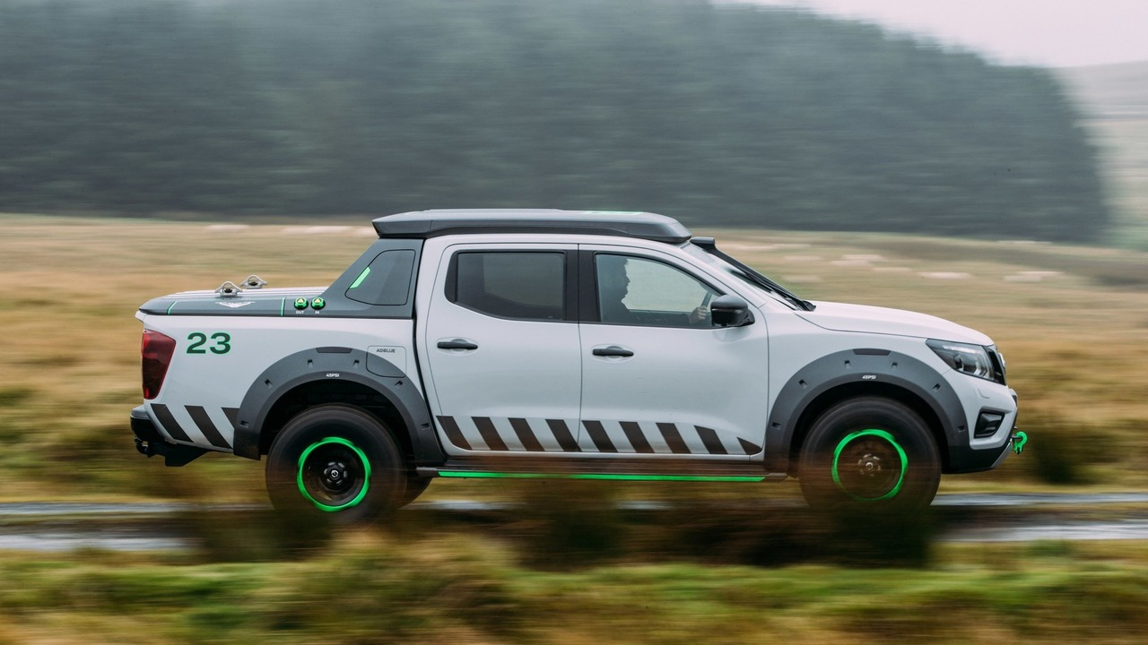 Nissan Navara EnGuard concept