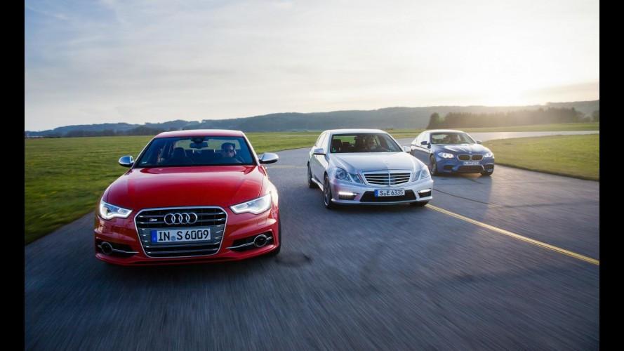 Türkmenistan Şimdi de Audi, BMW ve Mercedes-Benz'leri Ülkeye Sokmuyor