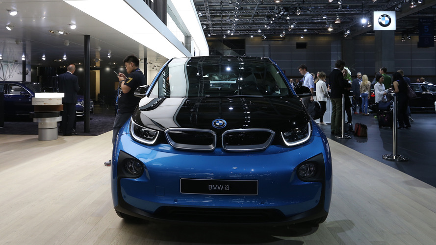 BMW i3 2017 Mondial de l'Automobile