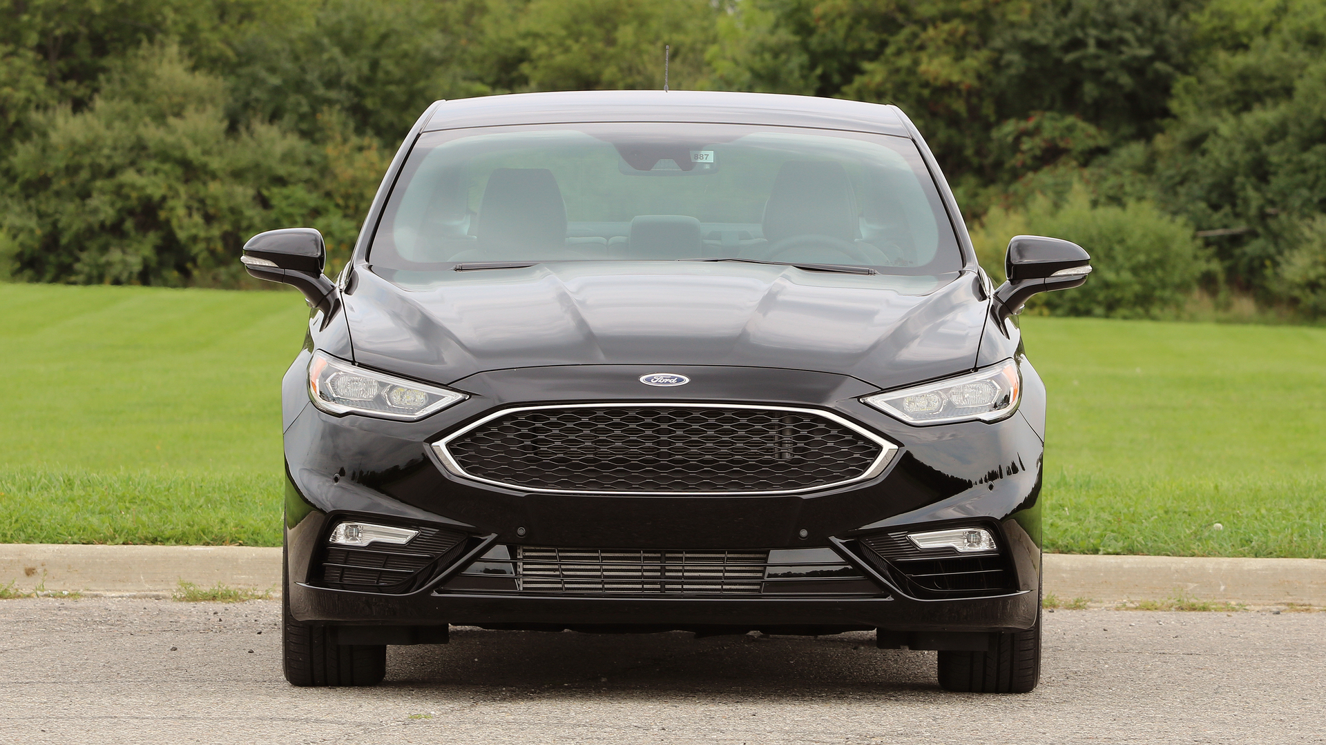 First Drive 2017 Ford Fusion V6 Sport