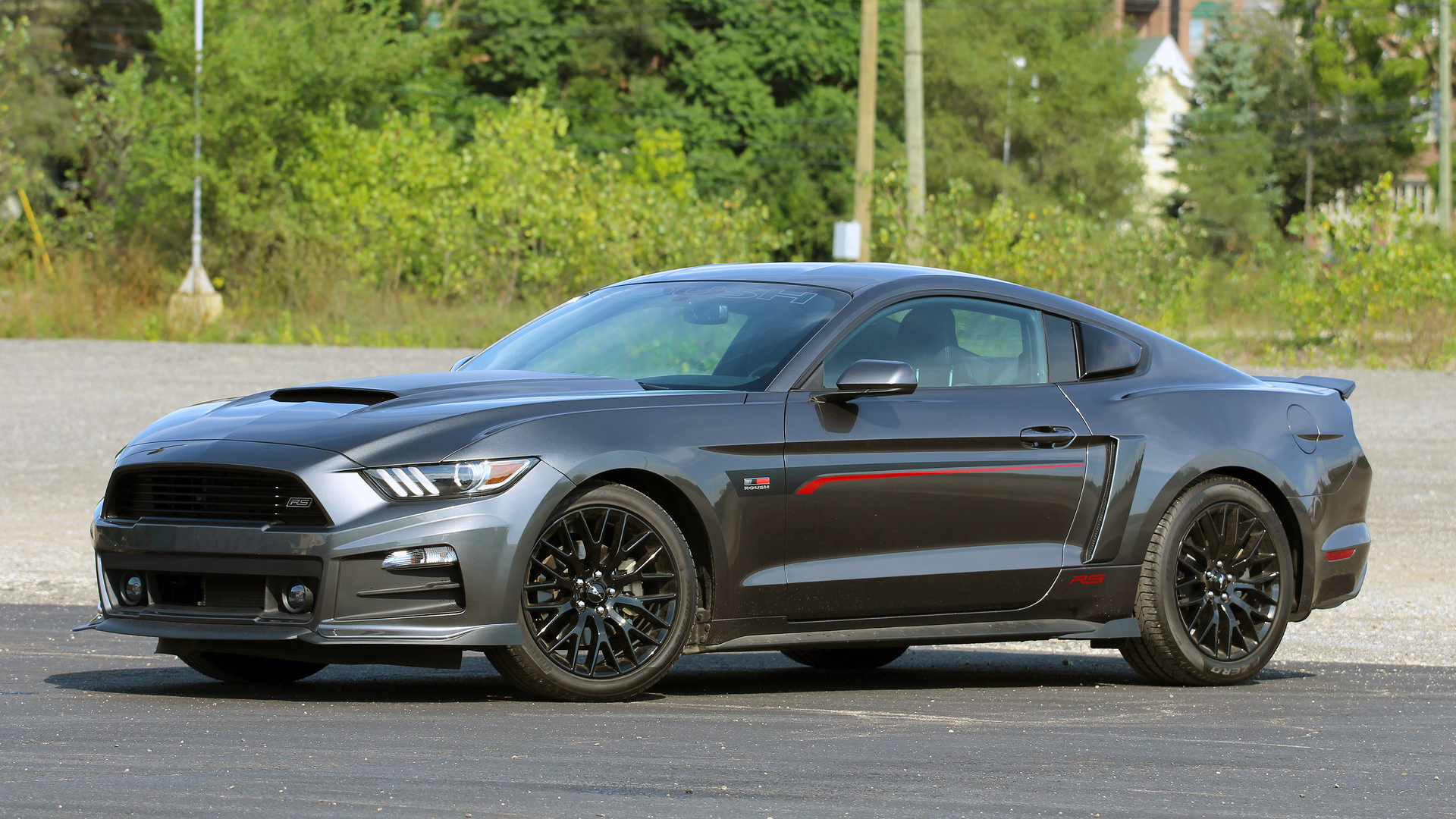 2017 Roush Rs Mustang Review Motor1com Photos 3 8 Liter Ford Engine Diagram