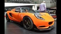Şu ana kadarki en hızlı Elise modeli Cup 250 Cenevre'de tanıtıldı