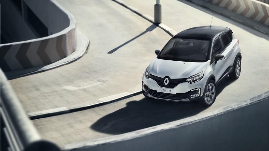Renault Kaptur Moskova'da tanıtıldı