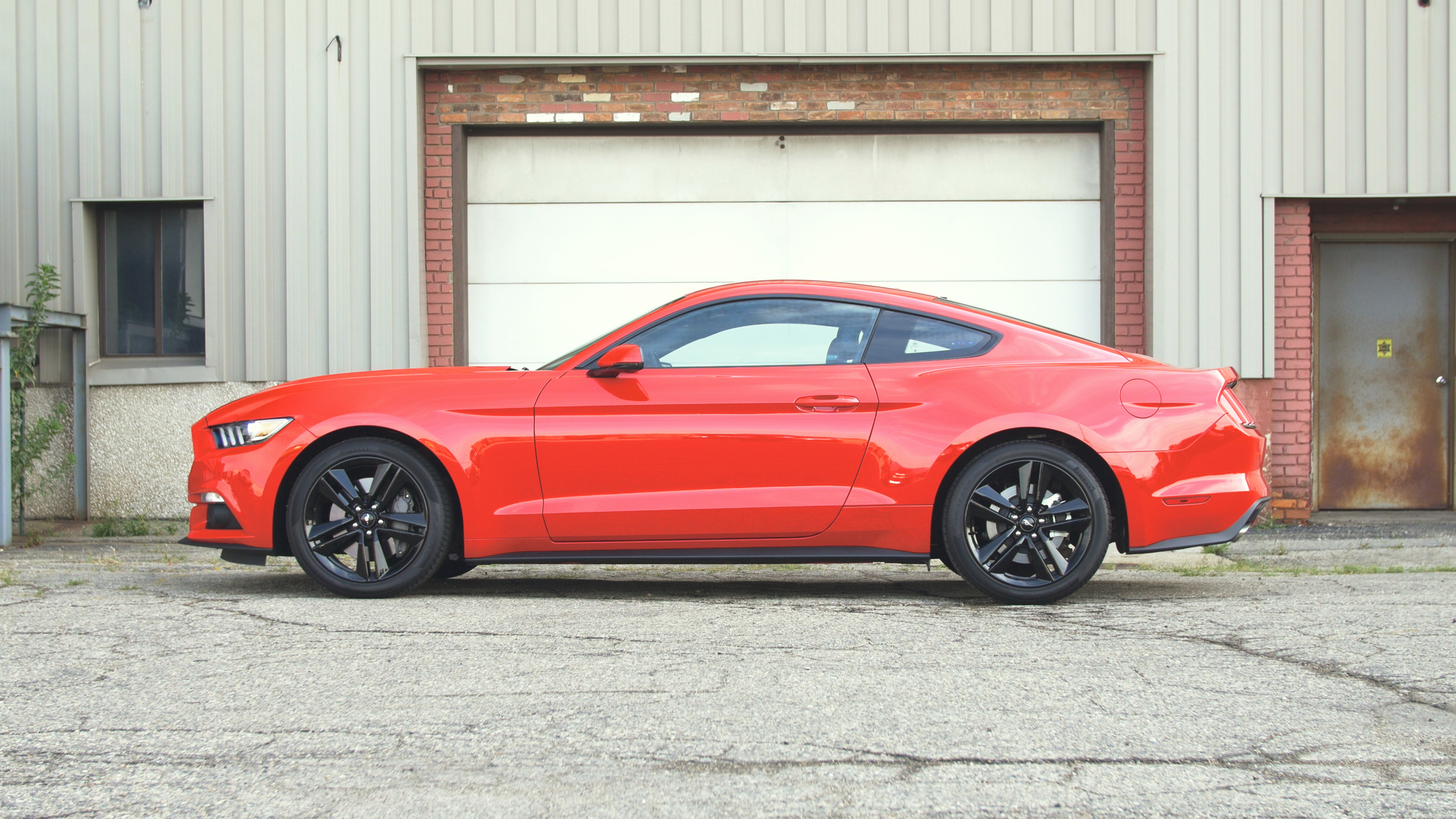 2016 ford mustang ecoboost why buy