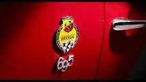 Fiat 500 Abarth 686 Tributo Ferrari - Veja detalhes em galeria de fotos do esportivo de 180cv