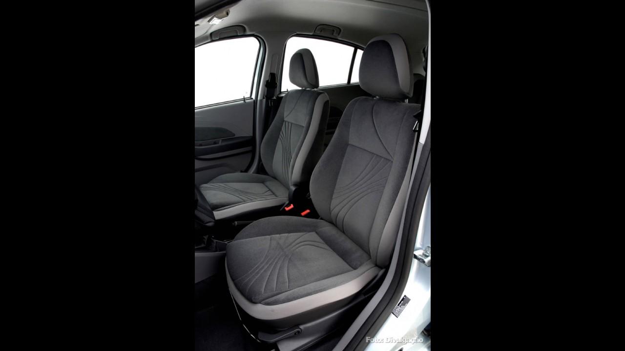 Novo Chevrolet Agile é lançado oficialmente - Veja mais detalhes e fotos do modelo