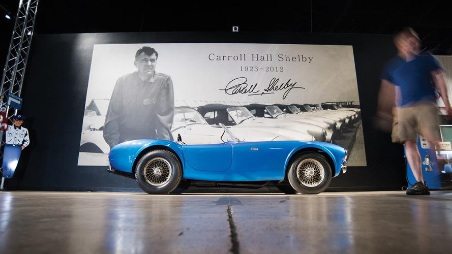 İlk Shelby Cobra 13.75 Milyon dolara satıldı ve rekor kırdı