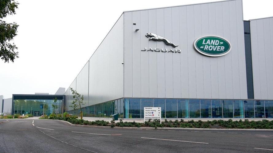 Jaguar Land Rover İngiltere'de üretime ara verdi