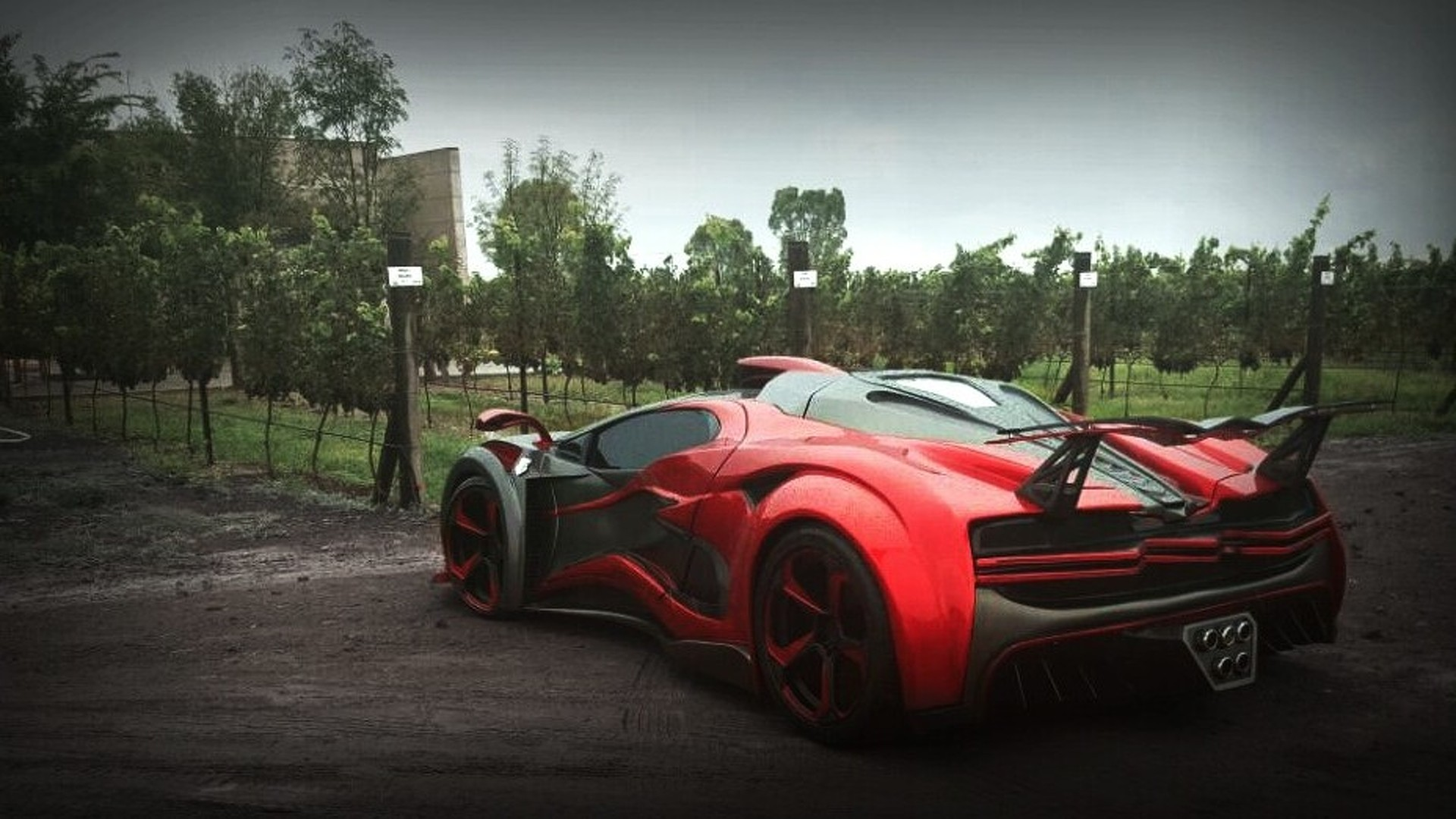 Inferno 1 400 Hp Hypercar Preparing For Production With 2