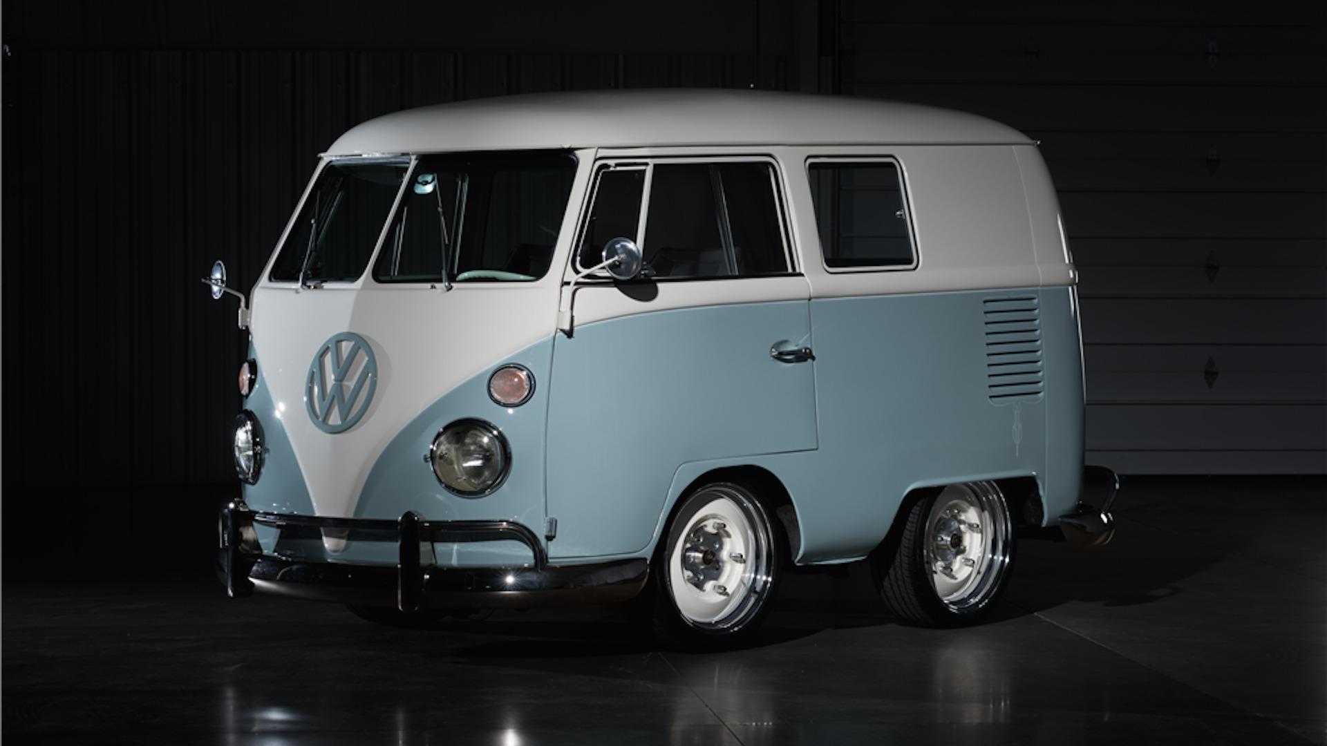 1fb330da0 Gas Monkey Garage VW Shorty Bus heading to auction