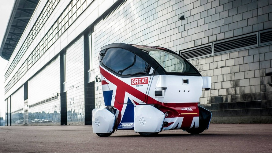 Otonom araçlar İngiltere sokaklarında ilk testlerine başladı