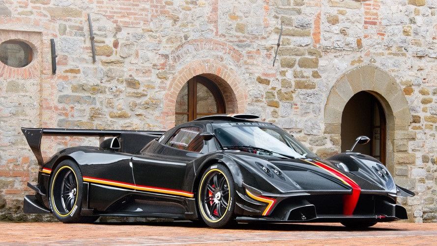 Lewis Hamilton Says His Pagani Zonda Is Terrible To Drive