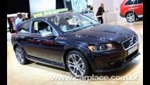 Volvo prepara versão esportiva do C30 com motor de 300 cavalos de potência