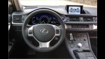 Bei Lexus tut sich was