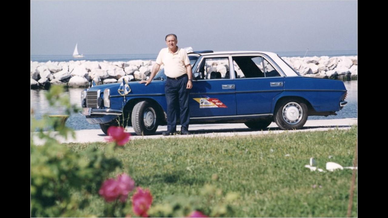Mercedes 240 D (1976)