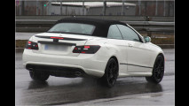 Neues E-Klasse Cabrio