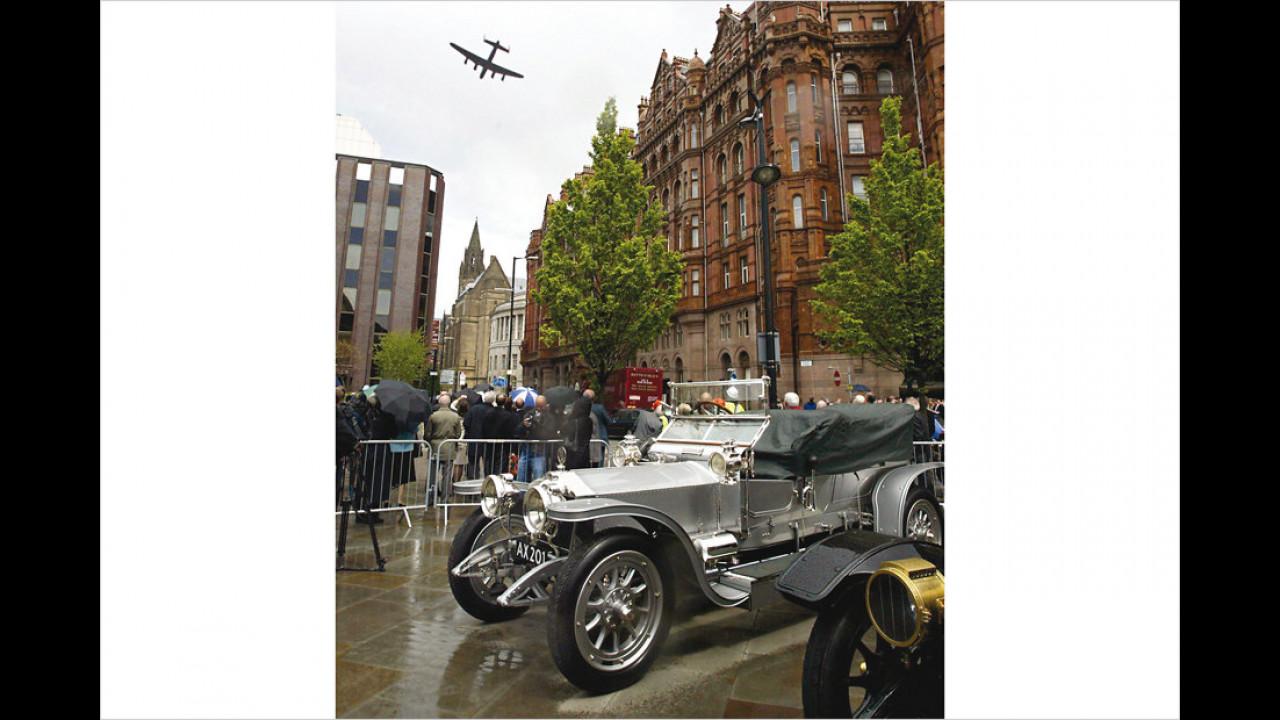 Rolls-Royce Silver Ghost (1906-1925)