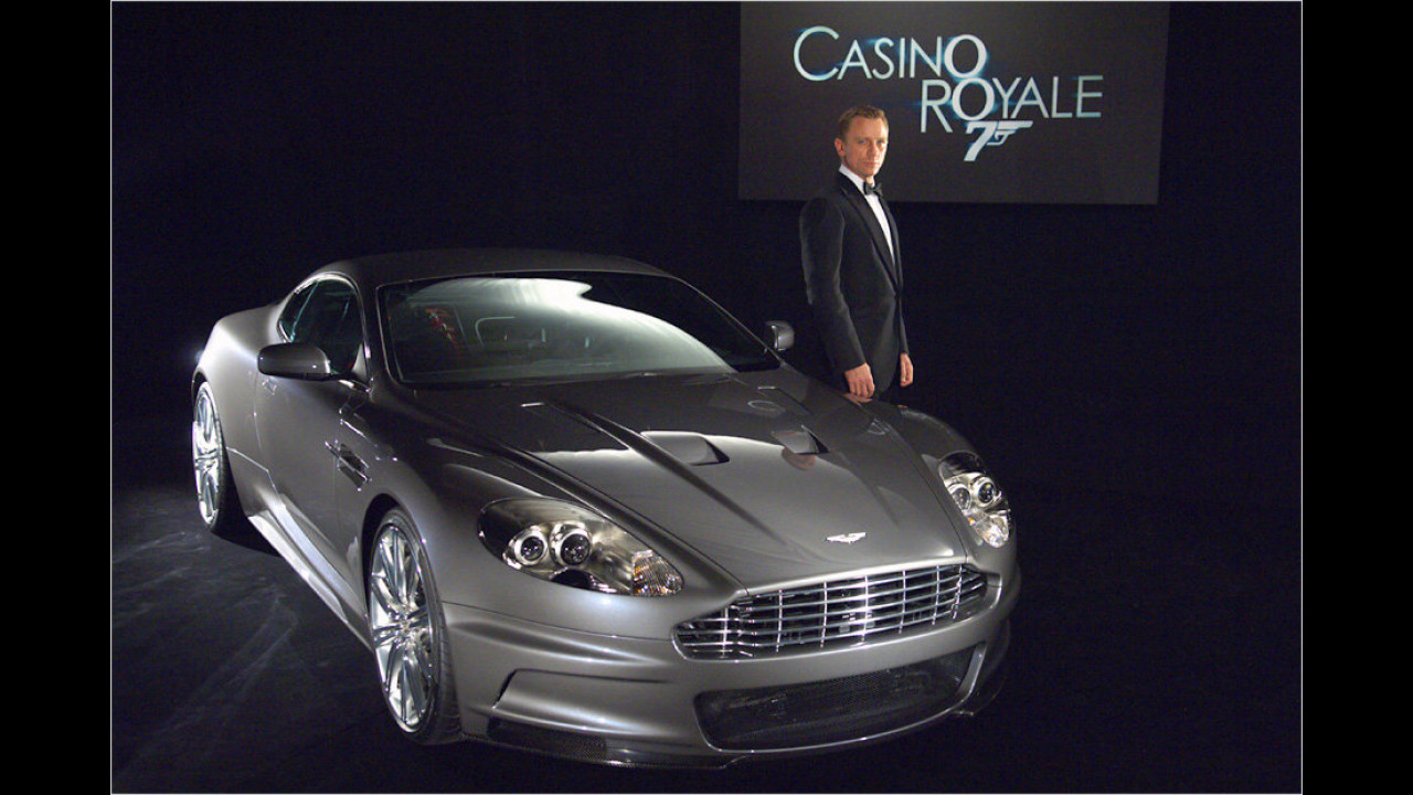 Casino Royale (2006): Aston Martin DBS