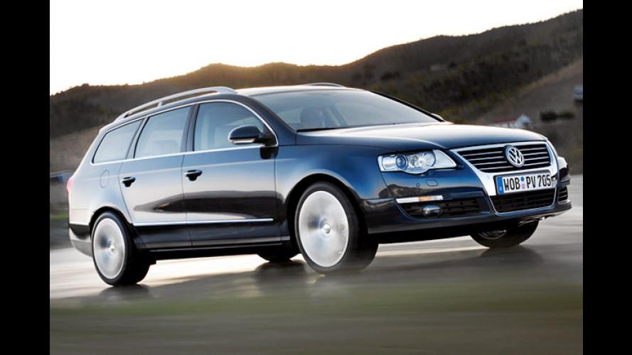 Ausgenagelt: Neuer Zweiliter-Diesel für den VW Passat