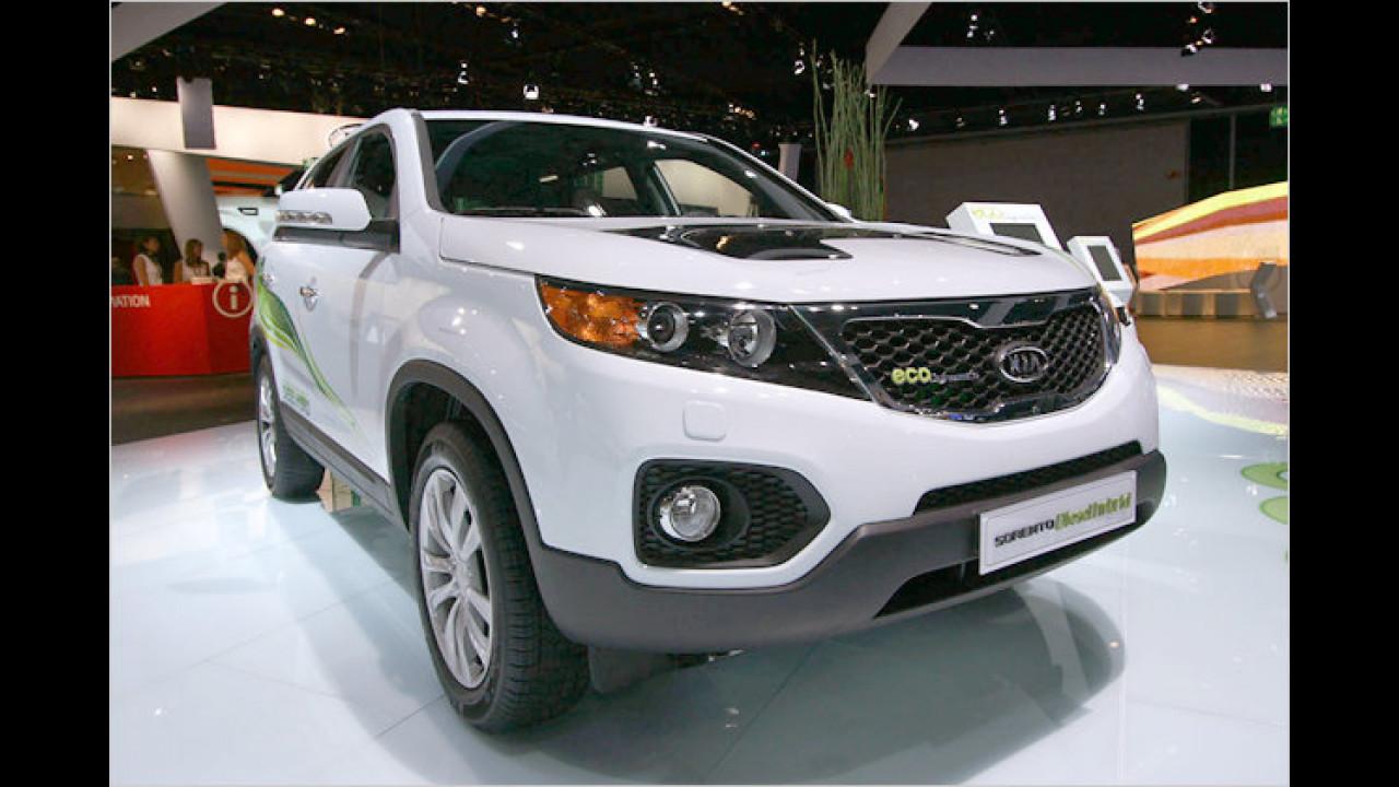 Kia Sorento Hybrid