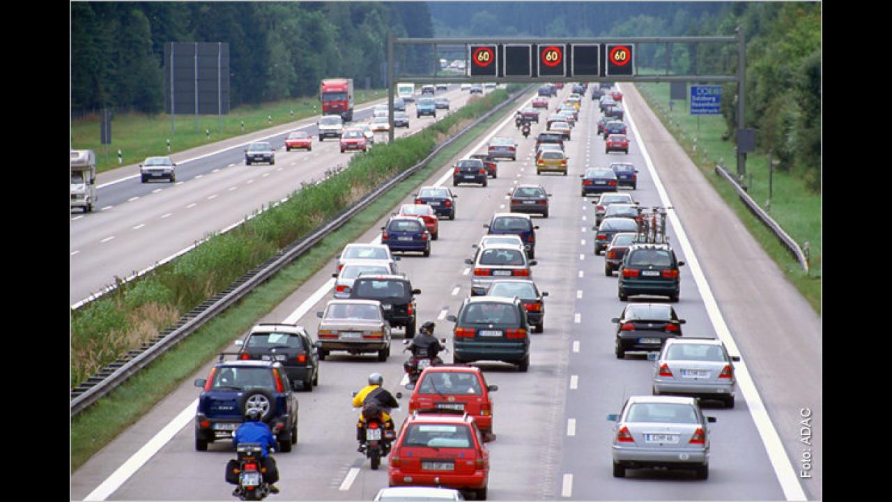 Autobahn-Regeln