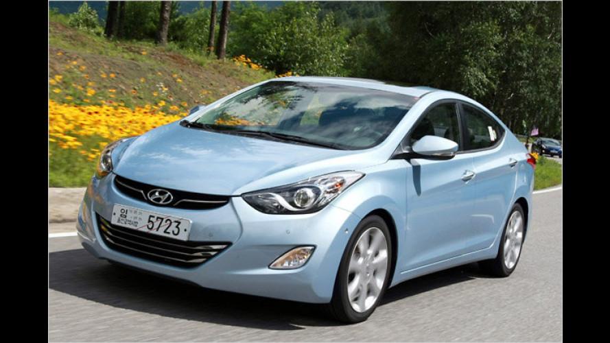 Hyundai Avante (2010): Erneuerter Evergreen