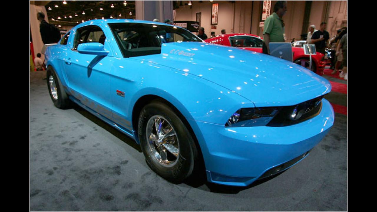 Ford Mustang GT ET Grabber