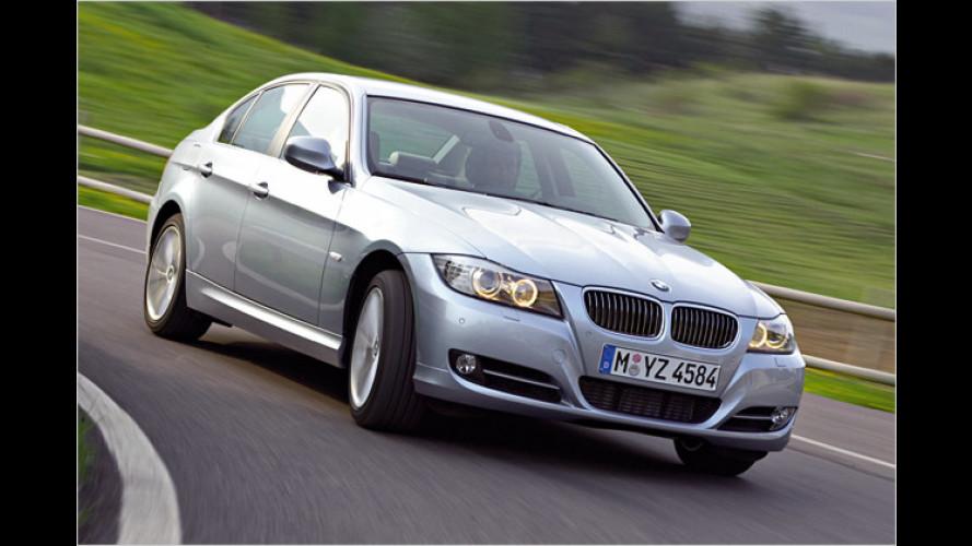 BMW 316d: Neuer Einstiegsdiesel mit geringem Verbrauch