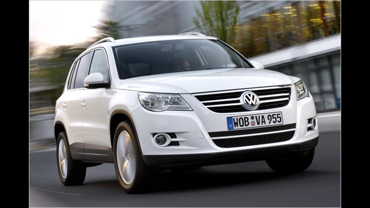 VW Tiguan 2.0 TDI Trend & Fun DPF