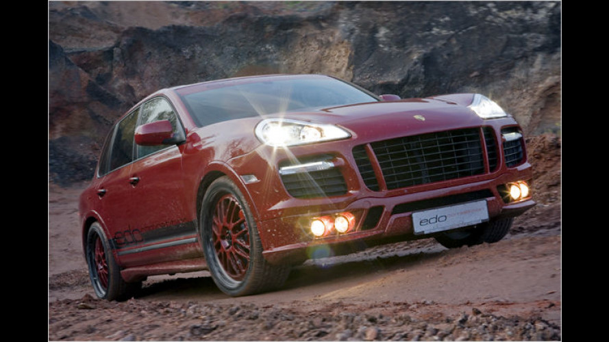 Edo Competition powert Porsche Cayenne GTS auf 450 PS