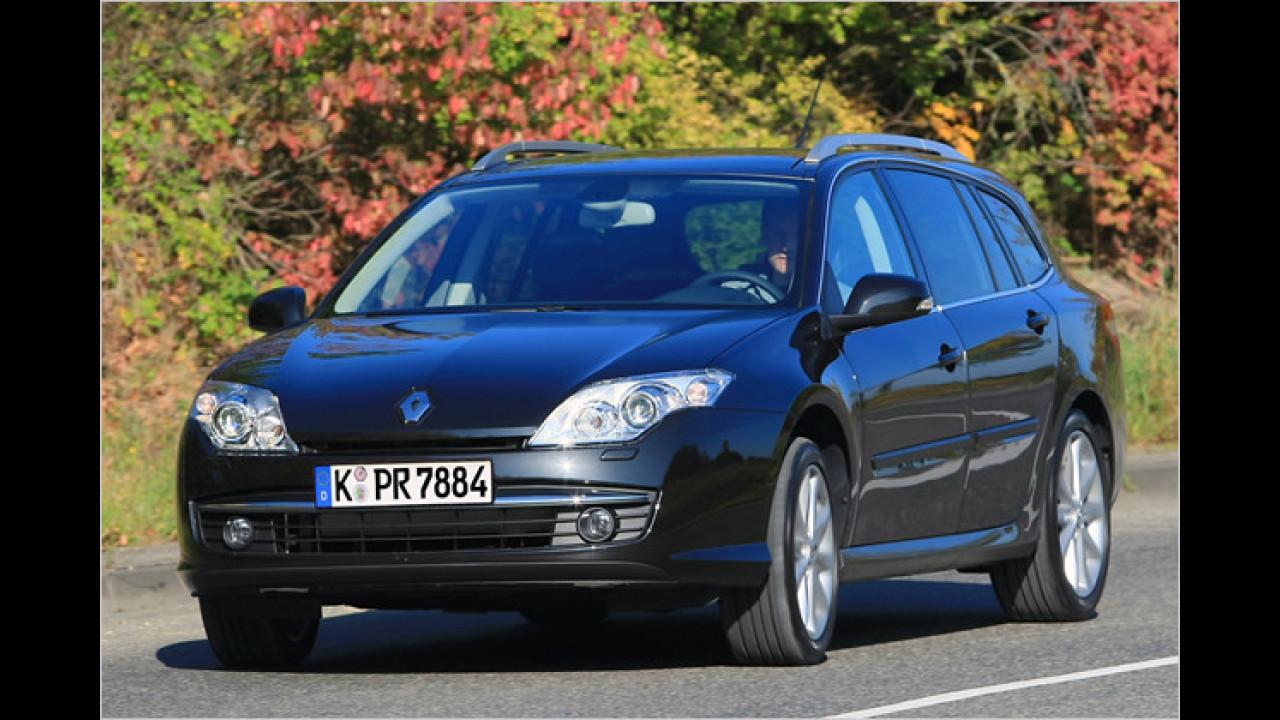 Renault Laguna Grandtour 3.0 dCi V6 FAP Initiale