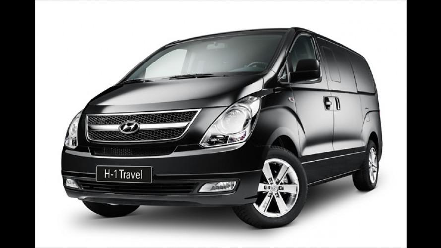 Hyundai H-1 Travel Premium: Reisen erster Klasse