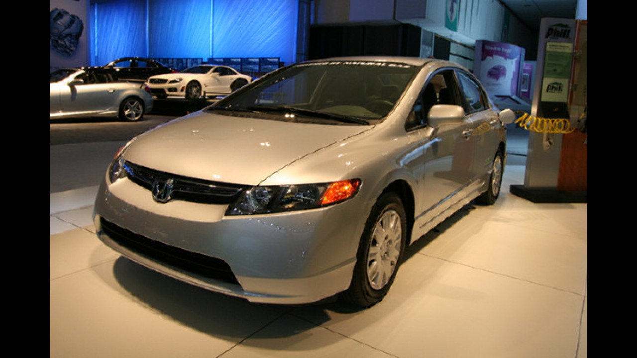 Honda Civic NGV