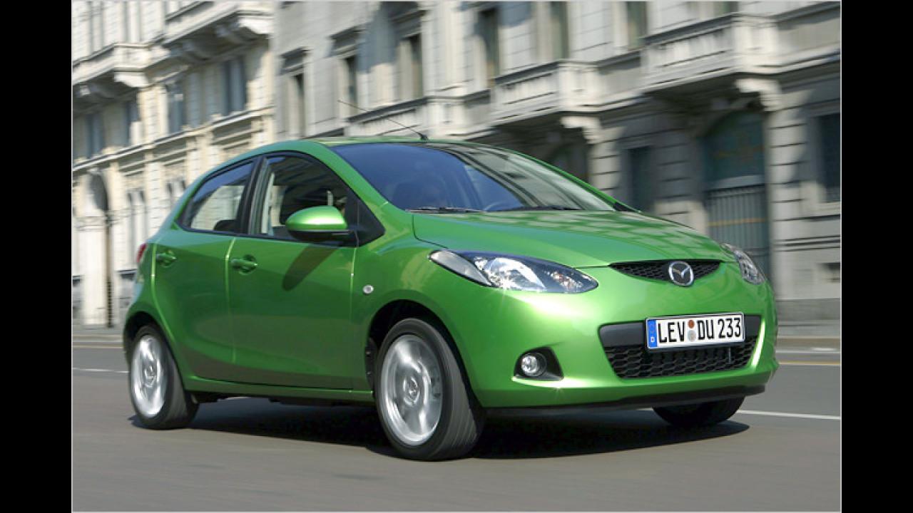 Mazda 2 1.6 CD Dynamic