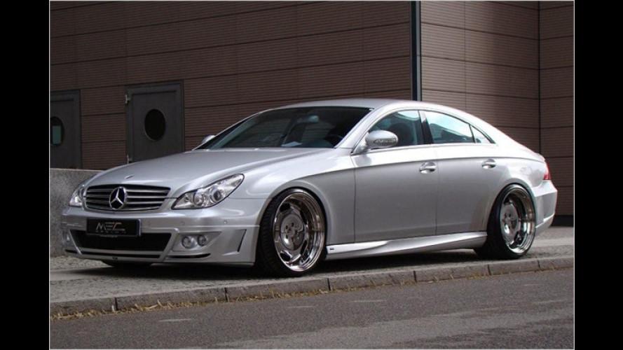Bodykit für entscheidungsfreudige Mercedes-CLS-Besitzer