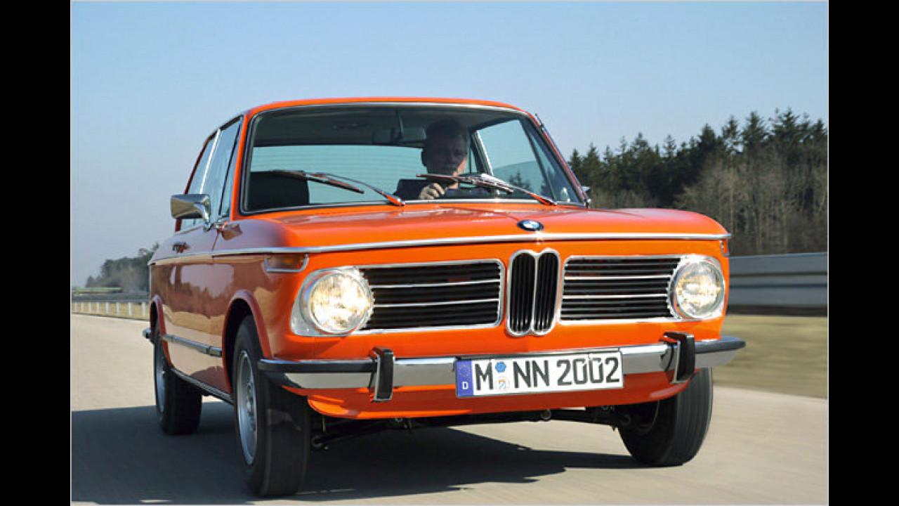 Platz 11: BMW 02